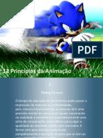 12 Princípios Da Animação