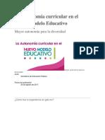 La Autonomía curricular en el Nuevo Modelo Educativo.docx