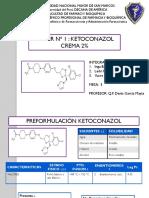 Formulacion Ketoconazol Crema Mesa 5
