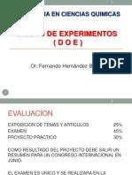 DISEÑO EXPERIMENTOS