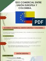 TLC Entre La Unión Europea y Colombia