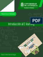 Introducción Al E-learning
