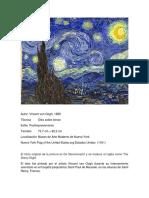 AutorVincent van Gogh.docx