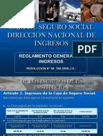 Reglamento General de Ingresos