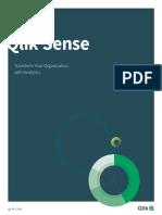 DS Qlik Sense Datasheet