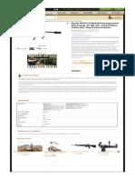 Barrett m107a1 Military Deployment Kit Fde