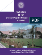 Syllabus Nursing_Hons-Post Certificate