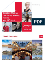ENMAX Corporation Maximo Operator Logs