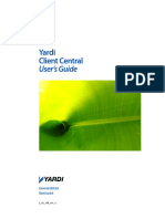 yardi Client Central User Guide | Menu | Web Search Engine