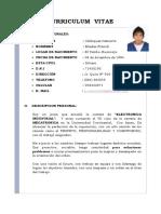 CURRICULUM  VITAE Velasqeuez.docx