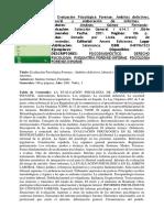 Evaluacion Psicologica Forense Jimenez Gomez Tomo 3