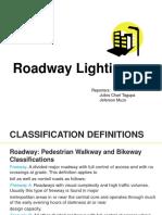 Roadway Lighting Report.pptx