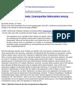 Amado the Fox Trot in Guatemala Cosmopolitan Nationalism Among Ladinos - 2011-11-17