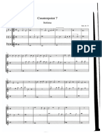 Festa- Renaissance counterpoint
