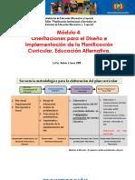 3.Dgea Orientaciones Plan Curricular Alternativa Dgea.pptx (Rev Ai Az 2019)[1]