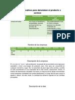 Procesos creativos para determinar el producto o servicio.docx