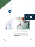 Ams 700-900 Manual