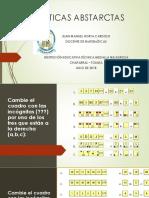 MATEMÁTICAS ABSTARCTAS.pptx