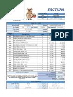 Act 1 Semana 1 Excel 2016 Sena PDF Factura