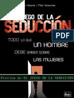El Juego de La Seduccion_ESQUEMA