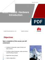 MSOFTX3000 Hardware Introduction ISSUE2.1