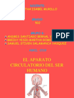 Aparato Circulatorio Grado 5 Exposicion