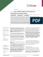 2018-Implant Infections- Adhesion, Biofilm Formation and Immune Evasion-(Arciola-Nature Reviews).en.es