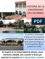Universidad en Colombia