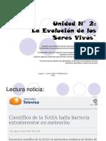 EVOLUCION Y ORIGEN DE LA VIDA, 8vo.ppt