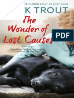 The Wonder of Lost Causes Chapter Sampler