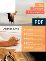 Crucifixion of Jesus Christ PowerPoint Templates