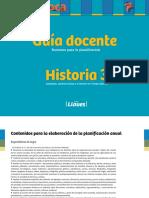 Historia Llaves