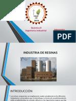 INDUSTRIA DE RESINAS.pptx