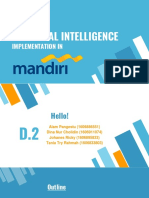 Group D2 - AI (Mandiri)