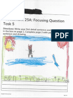 dag writing sample task 5 student 1