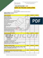 Edital Verticalizado Cldf - Agente de Polícia Legislativa