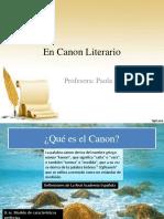 El Canon Chilena Clase