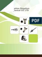 Drive Shaft Catalog-Dingshun
