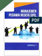 manajemen pns