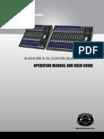 Sl824 Manual