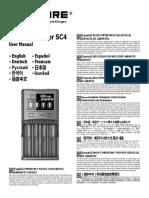 Superb Charger SC4 manual