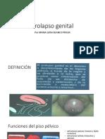 Prolapso genital.pptx