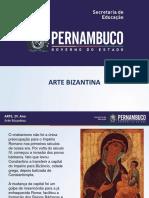 Arte Bizantina Características - Pintura e Arquitetura