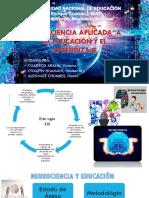 Neurociencia Aplicada La Educación y El Aprendizaje