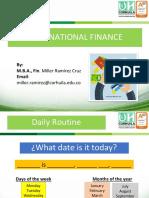3. Third Lesson - International Finance (3).pptx