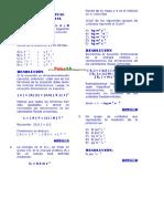 Ejercicios 1 - Analisis Dimensional