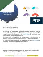 Indicadores Financiera