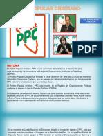 PARTIDOS POPULAR CRISTIANO.pptx