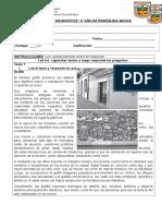 Evaluación Diagnóstica 6 Basico