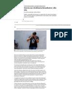 'Algo se alterou na violência brasileira', diz psicanalista - Nexo Jornal.pdf